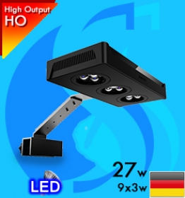 Spectra (Led Lamp) AquaKnight M029 27w Reef (Suitable 12-20 inc)