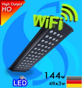 Sanrise (Led Lamp) AquaPro Plus 144w Wifi Reef (Suitable 24-36 inc)