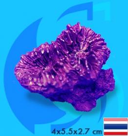 SeaSun DreamMagic (Decoration) Frogspawn Coral Metallic Purple FRO-03-MP