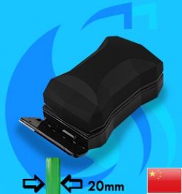 SeaSun (Cleaner) Aquarium Magnetic Scraper M (20mm)