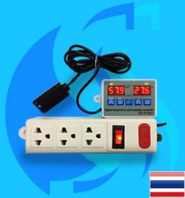SeaSun (Controller) Digital Humidity Temp Control HT3022 set (1500w/10A)