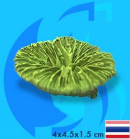 SeaSun DreamMagic (Decoraction) Frogspawn Coral Metallic Green FRO-01-MG