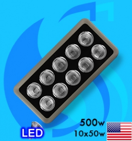 SeaSun (LED Lamp) Iwachi COB LED 500w 20000k