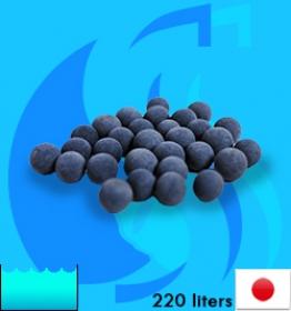 SeaSun (Supplement) Benibachi Tourmaline Mineral Ball 10mm
