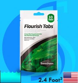 Seachem (Fertilizer) Flourish Tabs 10 tabs (2.4 foot2)