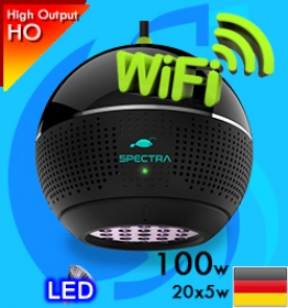 Spectra (Led Lamp) Sphere M031 Wifi Reef (Suitable 5-24 inc)