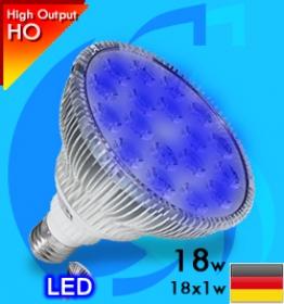 SunLEDKing (LED Lamp) Lighting Spot PAR-38 18w Moon (Suitable 8-16 inc)