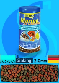 Tetra (Food) Marine XLGranules 1000ml (450g)
