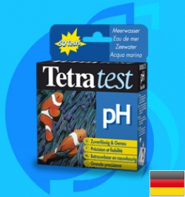 Tetra (Tester) Test pH Saltwater Test (50 tests)