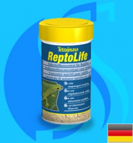 Tetrafauna (Reptile Vitamins) ReptoLife 100ml (50g)