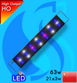 Xilong (LED Lamp) Chanzon LED  60-L 63w Reef (Suitable 24-36 inc)