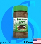 JurassiPet (Reptile Food) JurassiDiet Newt & Aquatic Frog Food 125ml (60g)