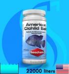 Seachem (Salt Mixed) American Cichlid Salt 250ml (250g)