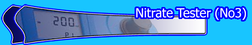 Nitrate Tester (No3)