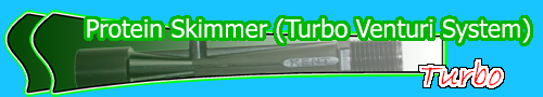 Protein Skimmer (Turbo Venturi System)