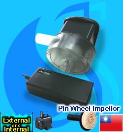 Aqua-Macro (Skimmer Pump) Inverter DSE-650 (48w)