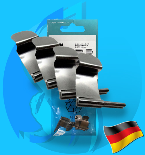 Eheim (Spare Parts) Classic  150 (2211) 250 (2213) 350 (2215) 600 (2217) Spring Clips 7470650