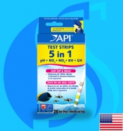 API (Tester) 5in1 Test Strips (25 tests)
