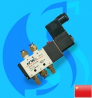 Airtac (Solenoid Valve) 2ways 4V210-08 6mm (1/4 inc)