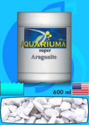 Aquariuma (Calcium Media) super Aragonite PE-06 600ml (600g)