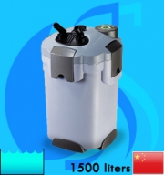 Atman (Filter System) UF-3400 (2200 L/hr)(40w)(UVC 5w)