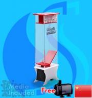 Redstarfish (Filter System) BioPellets Reactor Mini-50 (0.5 liters)
