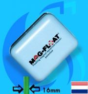 Bakker Magnetics (Cleaner) Mag-Float Acrylic&Glass 491 L (16mm)