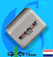 Bakker Magnetics (Cleaner) Mag-Float Glass 490 L (16mm)