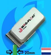 Bakker Magnetics (Cleaner) Mag-Float Scrape 497 XL (20mm)