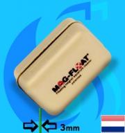 Bakker Magnetics (Cleaner) Mag-Float Acrylic&Glass 475 Mini (3mm)