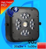 CTLite (LED Lamp) Smart LED Aquarium Light G3 Gen2 Wireless 90w (Suitable 12-30 inc)