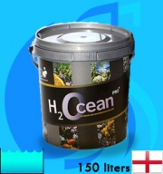 D-D (Salt Mixed) H2Ocean Natural Reef Salt  6.6 kg