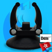 Dazs (Accessories) Holder Suction Cup Black 12-23mm