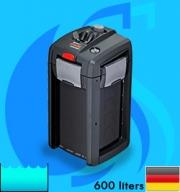 Eheim (Filter System) Professional 4+ 600 2275 (1250 L/hr)(16w)