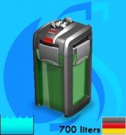 Eheim (Filter System) Professionel 3e700 2078 (1850 L/hr)(35w)