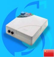 Hailea (Air Pump) AC&DC Air Pump UAS-12000 (2x150 L/hr)(8w)(AC/DC)