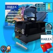Hailea (Air Pump) AC/DC Air Pump CP-60 (360-3600 L/hr)(8-80w)(AC/DC)