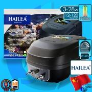 Hailea (Air Pump) AC/DC Air Pump CPA-120 (2x3600 L/hr)(28w)(AC/DC)