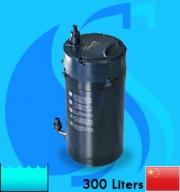 Hailea (Filter System) High Efficiency External Filter H-12 (1200 L/hr)(20w)