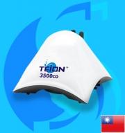 HueyHung (Air Pump) Teion 3500co (2x120 L/hr)(3.3w)(AC)