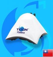 HueyHung (Air Pump) Teion 7500co (2x200 L/hr)(6w)(AC)