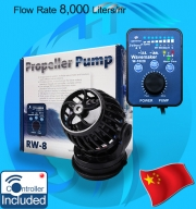 Jebao (Wave Pump) RW- 8 2019 (8000 L/hr)(24 VDC)
