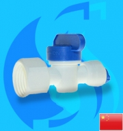 SeaSun (Accessory) Water Valve 12mm to 6mm