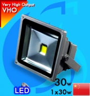 No Name (LED Lamp) VHO LED Flood Light 30w Blue (Suitable 9-20 inc)