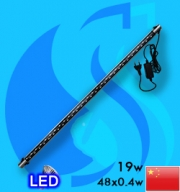 No Name (LED Lamp) LED T8-100 WB 19w 79cm (Suitable 31-36 inc)