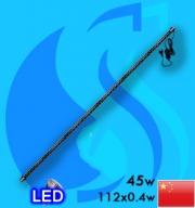 No Name (LED Lamp) LED T8-180 WB 45w 170cm (Suitable 67-72 inc)