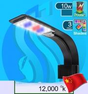 No Name (LED Lamp) Gebo Clip-on LED T-400 B-12000k 10w (Suitable 8-20 inc)
