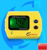 No Name (Tester) pH and Temp Monitor