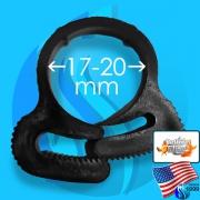 PetLife (Accessory) PetLifeElite PlasticHoseClamp PHC-20B (17-20mm)