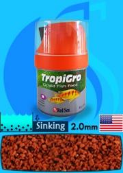 RedSea (Food) TropiGro Cichlid Fish Food M  50g